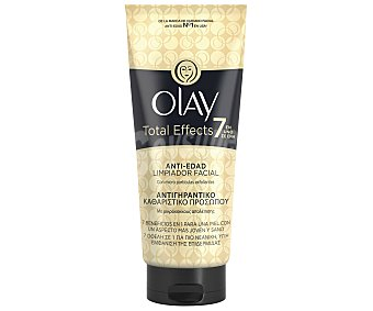 Olay Total effects gel limpiador 7 en 1 anti-edad Tubo 150 ml