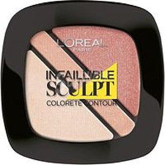Infalible L'Oréal Paris Colorete Blush `oreal Pack 30