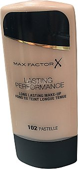 Max Factor Maquillaje lasting performance Nº 102 color pastel 1 unidad