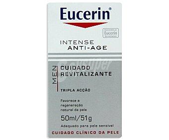 Eucerin Crema antiedad para hombre que reduce los signos del envejecimiento Frasco 50 ml