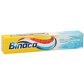 Binaca Pasta de dientes blanqueante Tubo 75 ml