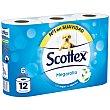 papel higienico megarrollo paquete 6 ud Scottex