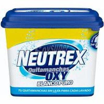 Neutrex Quitamanchas polvo blanco Bote 15 dosis