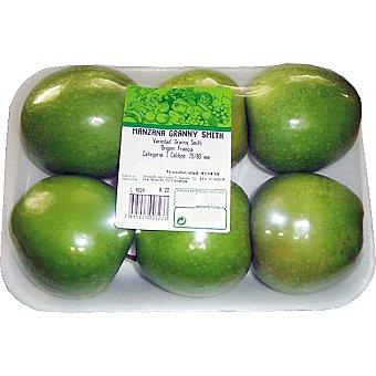 Manzana granny smith  Bandeja 1,3 kg peso aproximado
