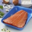 Filete salmón recién envasado CYO 500.0 g. Calidad y Origen Carrefour