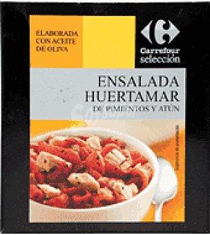 Carrefour Selección Ensalada de pimientos huertamar 340 g
