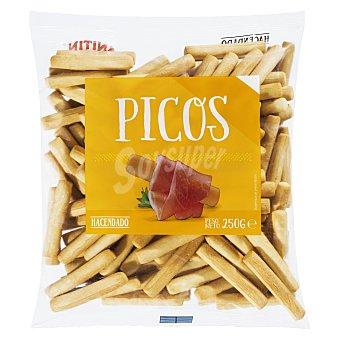 Hacendado Picos artesanos blancos Paquete 250 g