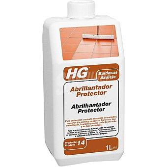 HG Abrillantador protector baldosas y azulejos botella 1 l 1 l
