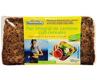 Mestemacher Pan Integral de centeno con cereales 500 gr