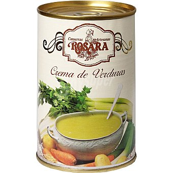 Rosara Crema de verduras lata 390 g lata 390 g