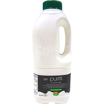 Purity Leche fresca semidesnatada 1 L