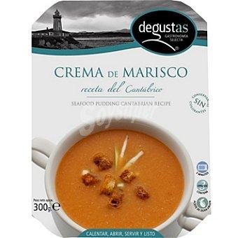 DEGUSTAS Crema de marisco receta del Cantábrico Envase 300 g