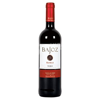 Bajoz Vino tinto joven roble D.O. Toro botella  75 cl