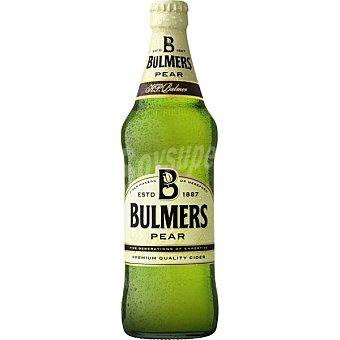 BULMERS sidra de pera irlandesa botella 56,80 cl