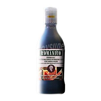 Románico Crema vinagre balsámico de Módena con sabor a higos 250 ml