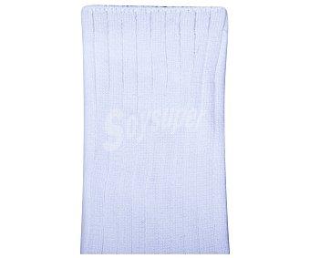 CUP´S Pack de 3 pares de calcetines antibacterias para niño, color blanco, talla 35/38 Pack de 3