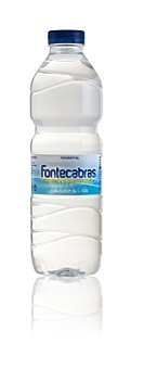 Fontecabras Agua mineral 50 cl