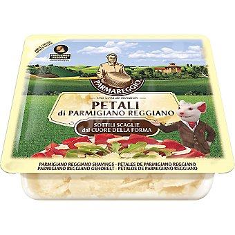 PARMAREGGIO Petali Parmiggiano Reggiano Cortado en pétalo Envase 80 g