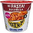 Ke Pasta boloñesa vaso 79 g vaso 79 g Yatekomo Gallina Blanca