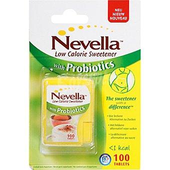 Nevella edulcorante sin calorías con prebióticos envase 100 unidades