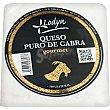 Queso puro de cabra gourmet 100% natural Envase 450 g Lodyn