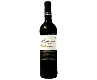 Azpilicueta Vino Tinto Reserva Rioja Botella 75 cl