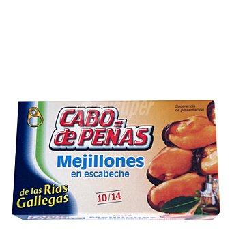 Cabo de Peñas Mejillones en escabeche 10/14 45 g