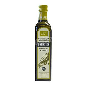 Románico Aceite de oliva virgen extra ecológico 500 ml