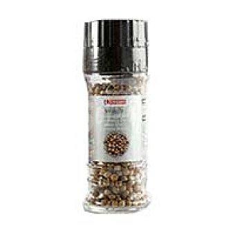 Eroski Molinillo de pimienta blanca Frasco 40 g