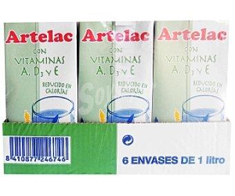 Artelac Preparado Lácteo Semidesnatado 1 Litro