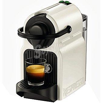 KRUPS Inissia XN1001 máquina de café con control automático para cápsulas Nespresso en color blanco
