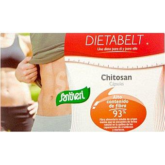 Santiveri Dietabelt Chitosan Envase 60 capsulas