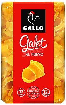 Gallo Pasta Galets de Navidad al Huevo Gallo 500 g