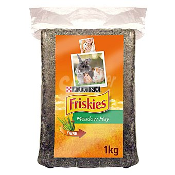 Friskies Purina Heno para roedores 1 kg