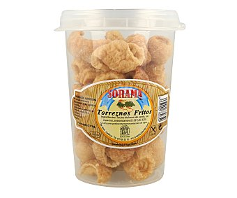 SORAMA Cubo de torreznos frito 145 gramos