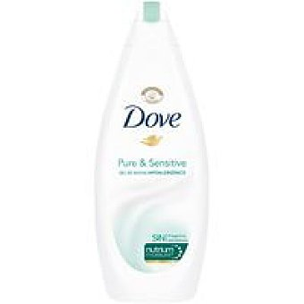 Dove Gel Pure&Sensitive+ 140ml
