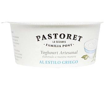 Pastoret Yogur cremoso natural artesanal Envase de 125 g