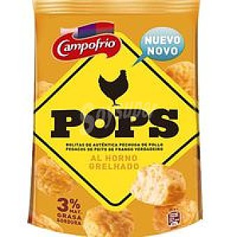 Chicken Pops Camp.Bolitas 70 G