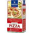 Harina especial pizza de trigo con levadura Estuche 500 g Harimsa