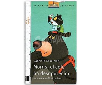 INFANTIL Morris, El cole ha...