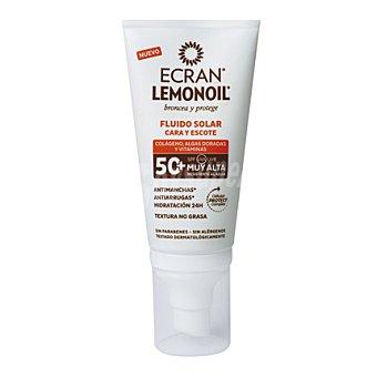 Ecran Lemonoil Protector solar facial FP50+ Tubo 50 ml