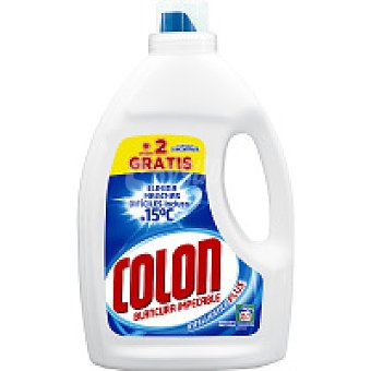 Colón Detergente gel 34 dosis
