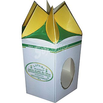 LAVADI MACHIO Pastilla de jabón en aceite de oliva pack 3x2 pastilla 100 g Pack 3x2 pastilla