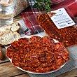 Chorizo ibérico bellota loncheado Juan Luna Envase 80 g Juan Luna
