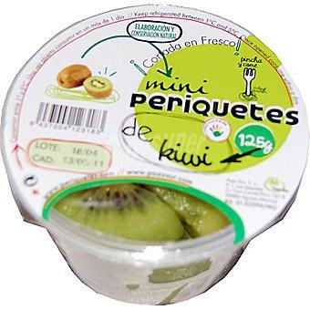 PERIQUETE Kiwi verde listo para tomar (contiene tenedor) Tarrina 125 g