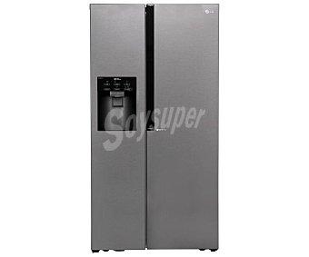 LG Electronics Frigorífico americano GSL361ICEZ, Total No Frost, A++, H: 179cm, A: 91,2cm, F: 71,7cm, capacidad total: , dispensador agua/hielo 591l