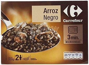 Carrefour Arroz Negro 320 g