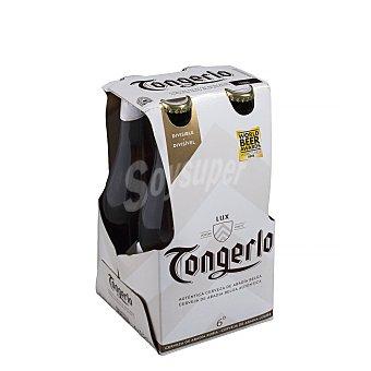 Tongerlo Cerveza abadia Botellin pack 4 x 330 ml - 1320 ml