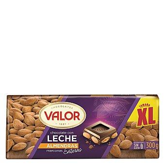 Valor Chocolate con leche xl 300 g