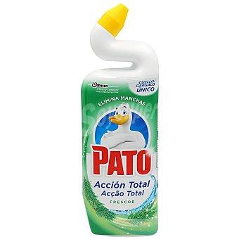 Pato Gel limpiador WC líquido acción total Botella 750 ml